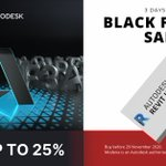 Image for the Tweet beginning: Black Friday is here! Get
