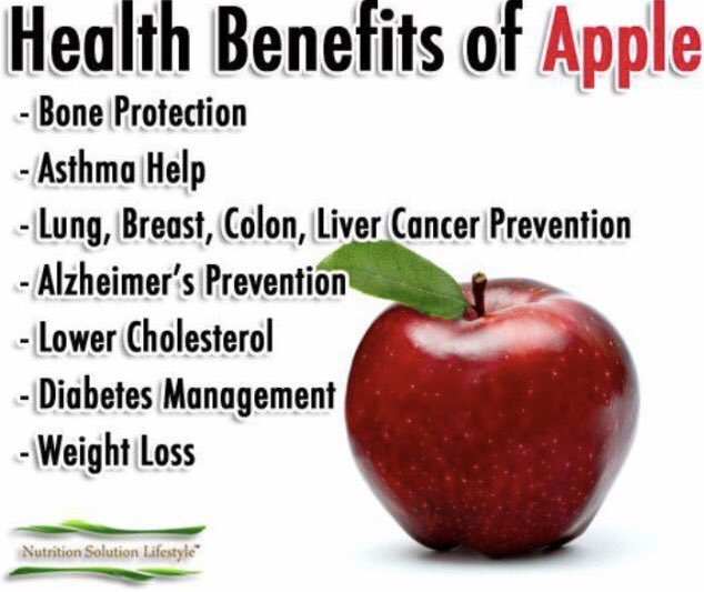 Stay Health Proactive With Nutrient Dense Superfoods #Apples #HealthyFood #SuperFood #MealPrep #BrainHealth #Diabetes #WeightLoss #Health https://t.co/lh8LTmWD0E