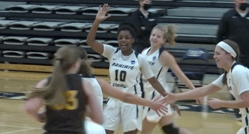 Jackson's Game Winner Completes UIS Comeback Over Quincy: (HIGHLIGHTS)