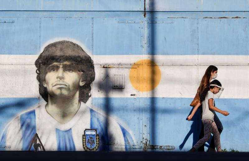 """Maradona's """"Hand Of God"""" shirt could be yours - for $2 million"""