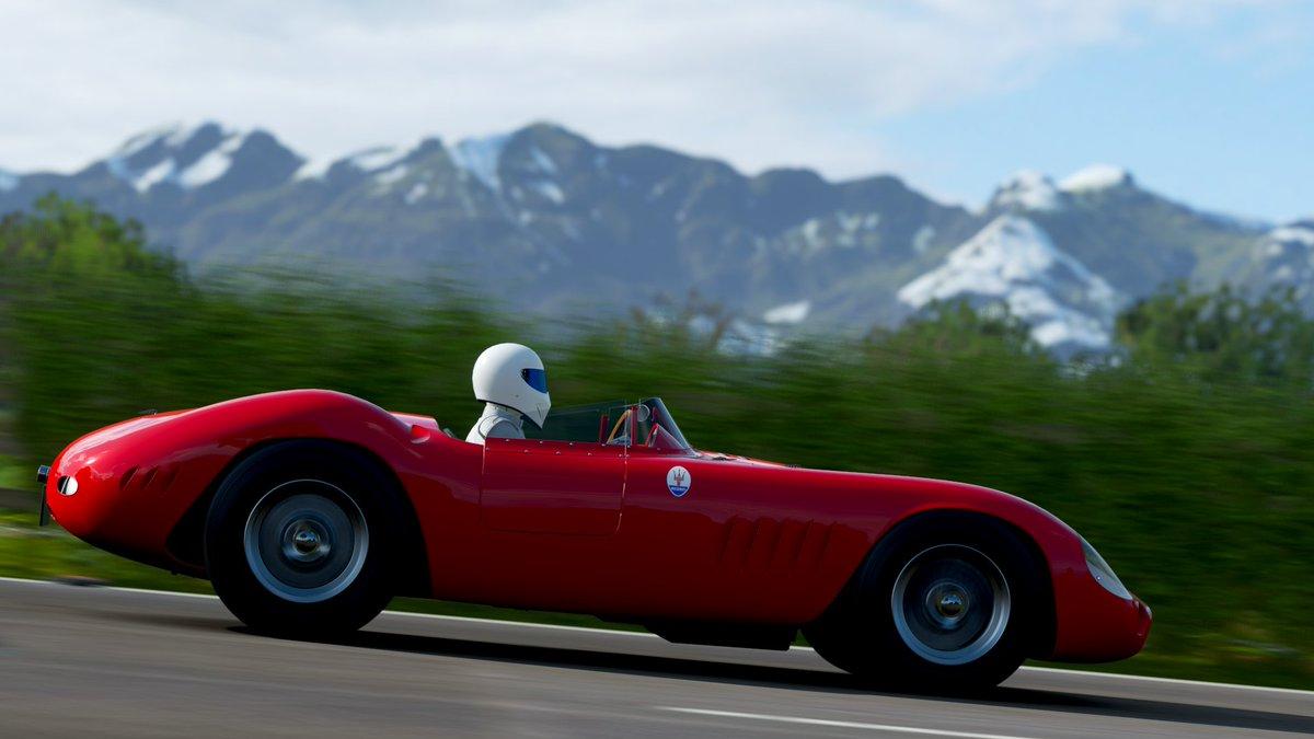 Car 635 - 1957Maserati 300 S.  #ForzaHorizon4 #ForzaShare #Xbox #Forza #HorizonPromo https://t.co/I5lFAmH7aZ
