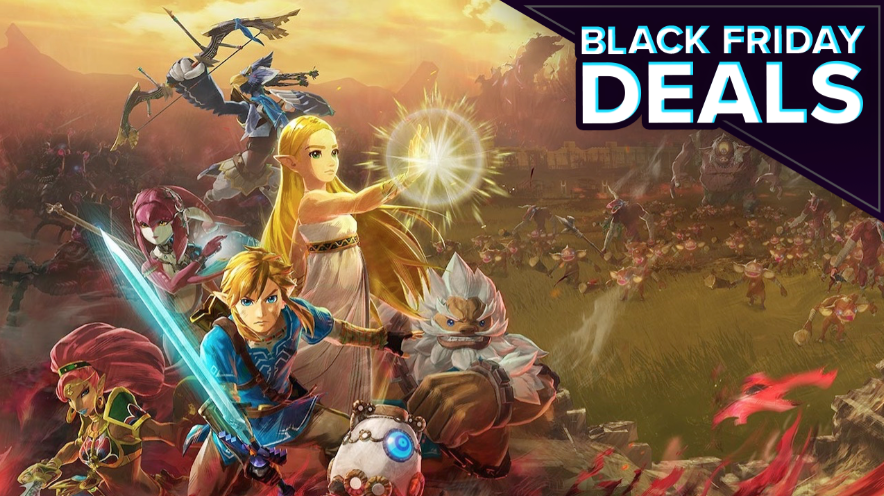 Gamespot On Twitter Less Than A Week After Its Release Hyrule Warriors Age Of Calamity Is Already On Sale For Black Friday But You Ll Probably Want To Hurry Https T Co H4qpinrqxj Https T Co D9kg09g3u0