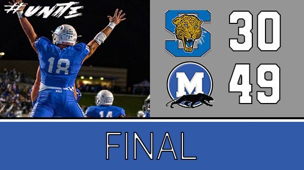 It's a great day to be a Midlothian Panther! #pantherpride #misdproud