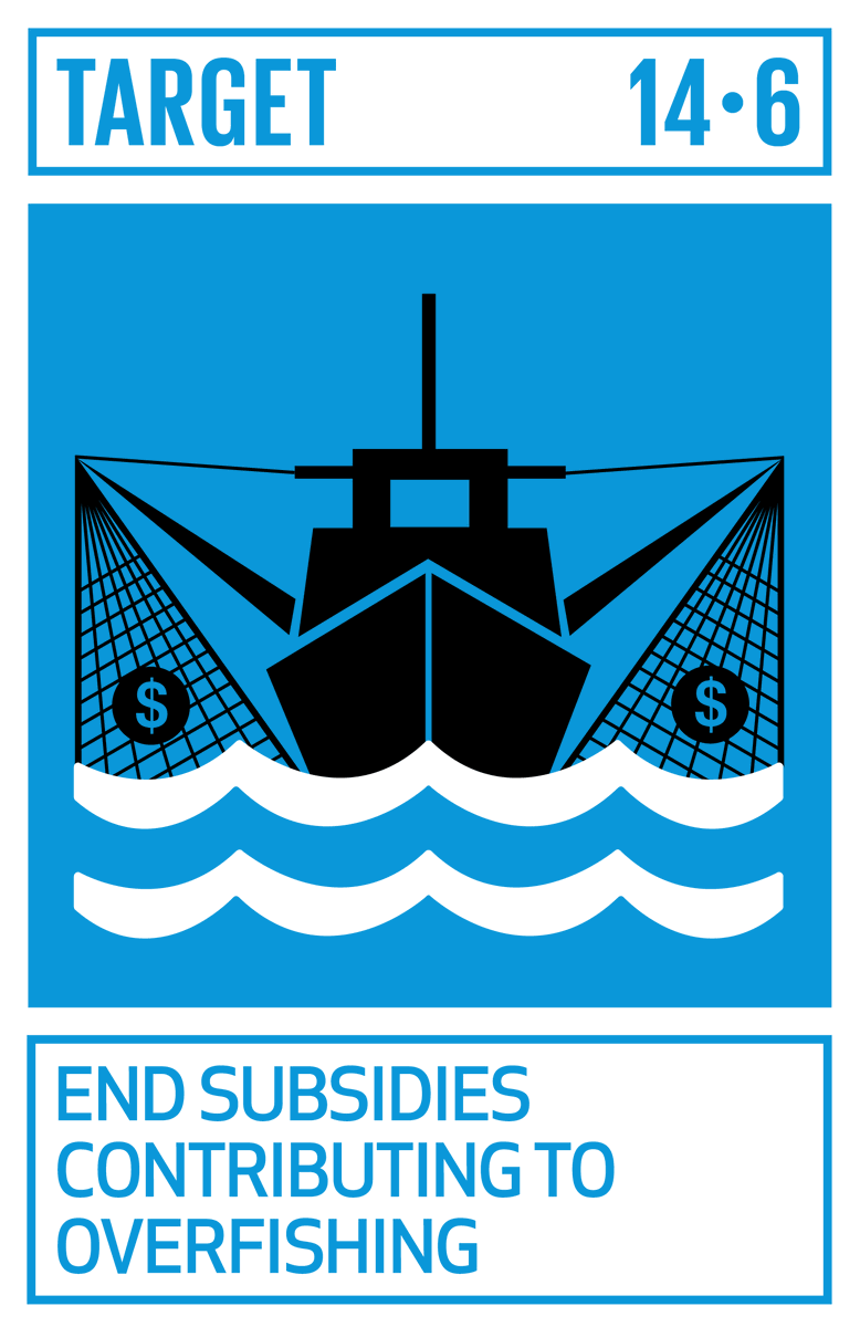 Overfishing is a social injustice. To end it, we need to eliminate harmful fisheries subsidies.  #BoldActions4Food #WorldFisheriesDay