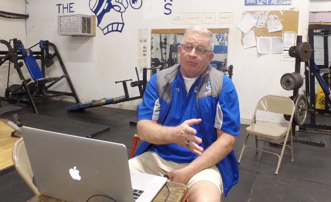 We finish our Live Rewind with Auburn head football coach Dave Bates