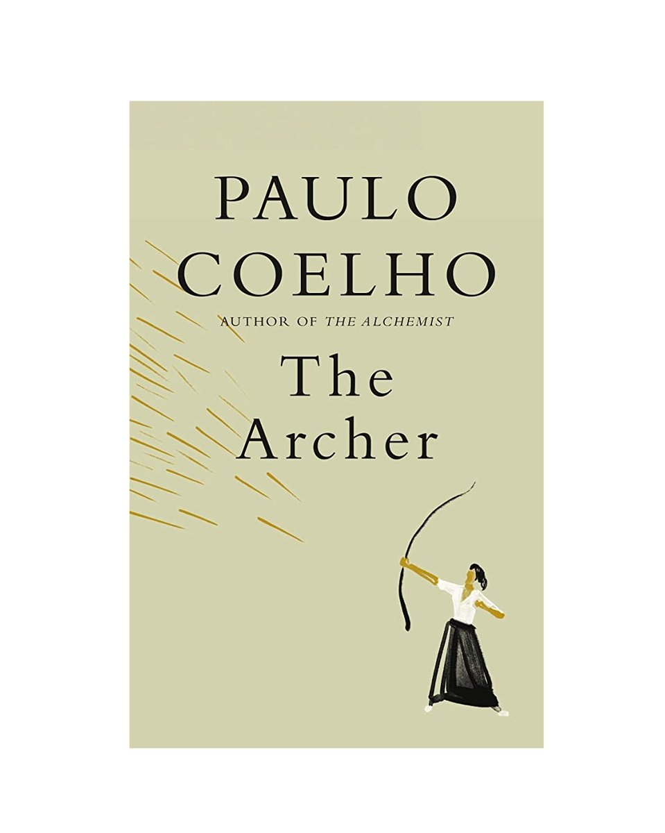 Read it in Amazon Kindle without wait. #thearcher @paulocoelho  Joy is contagious! So lets spread it.