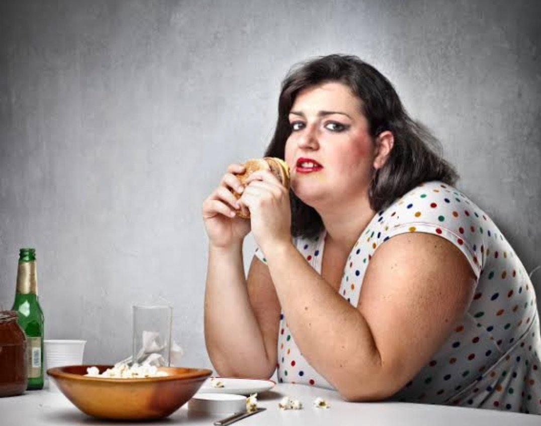 Being fat isn't great. You are born with a healthy body but spoil it with junk food &bad lifestyle. You should be ashamed for ruining your health by being lazy, not working out&not eating nutritive food. More so if you promote unhealthy body by hiding behind the bodyshaming wagon