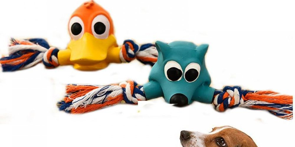 #puppylove #lovn #love #doggo #bestfriend #doglover #puppies #toys #treats #goodies #care #lifestyle #dogs Squeaky Rubber Pet Chew Toy