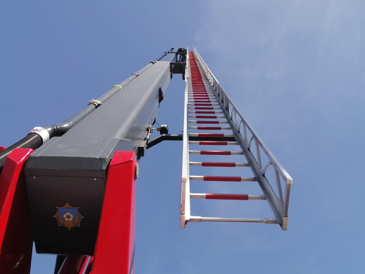 Think youd be comfortable climbing to the top of these?🙈 The role of an on-call Firefighter requires determination, self-motivation & above all, a desire to serve the community. If youre ready for a challenge & think youve got what it takes, apply: oncall.joinwyfirefighters.com