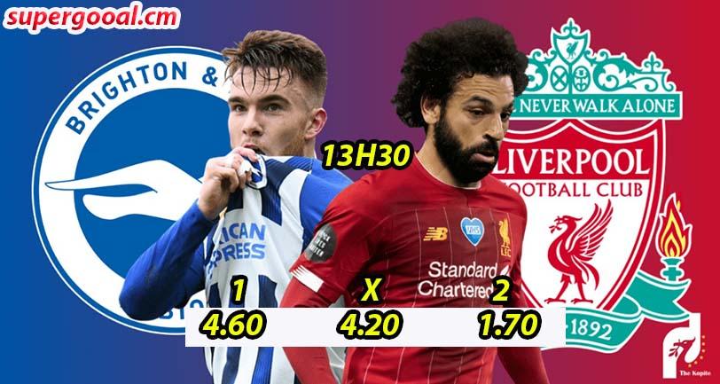 #BRIGHTON vs #Liverpool   Brighton entre dans le match après une victoire décente  2-1 sur Aston Villa, mais les hommes de Graham Potter devront réussir quelque chose de spécial s'ils veulent obtenir un résultat face à Liverpool.  https://t.co/bEHKuCUtek https://t.co/bqAAXzFNor