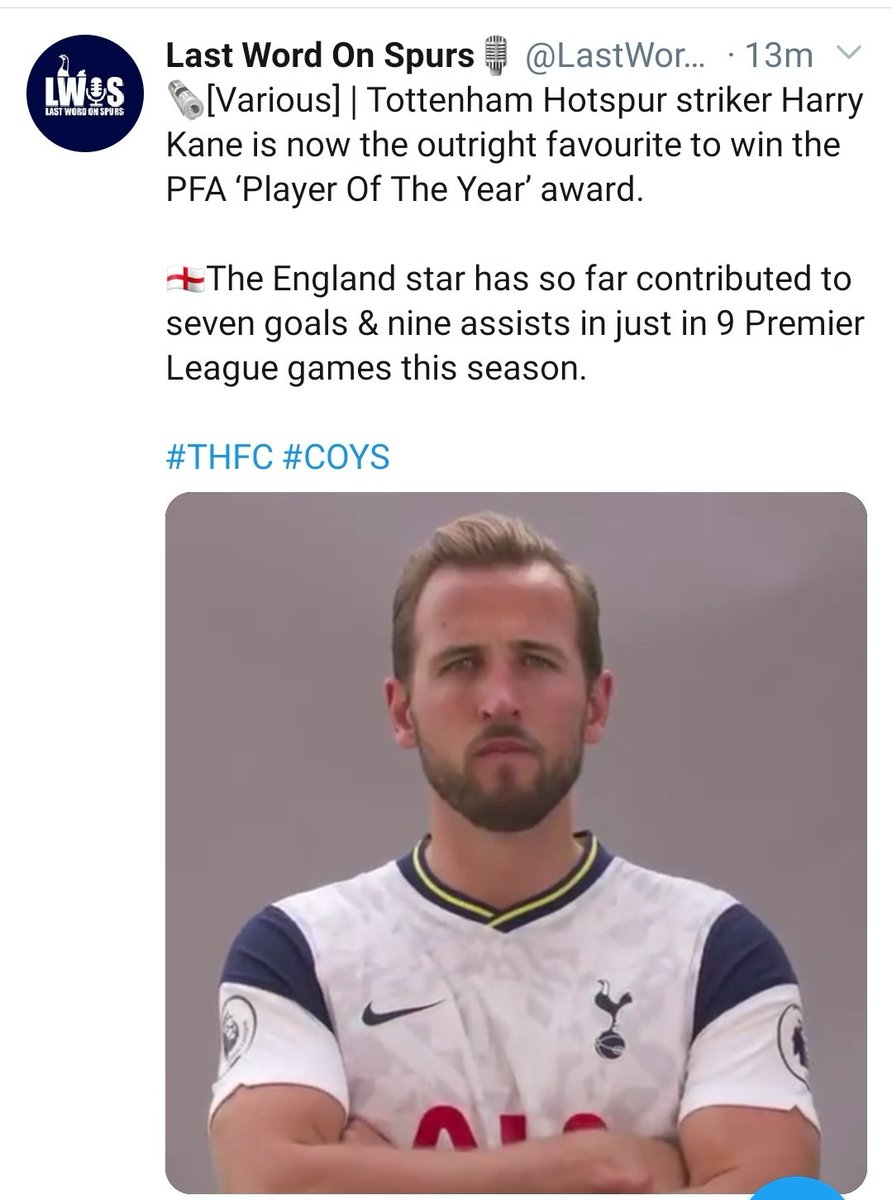You have to admire Spurs fans cavalier attitude to fate really. https://t.co/kxd2xxxq8j