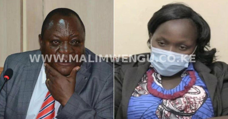 Late Matungu MP Justus Murunga's Lover Discloses Hidden Details About Their Relationship - https://t.co/HM8awiZksL https://t.co/8DWOJ2kuQv