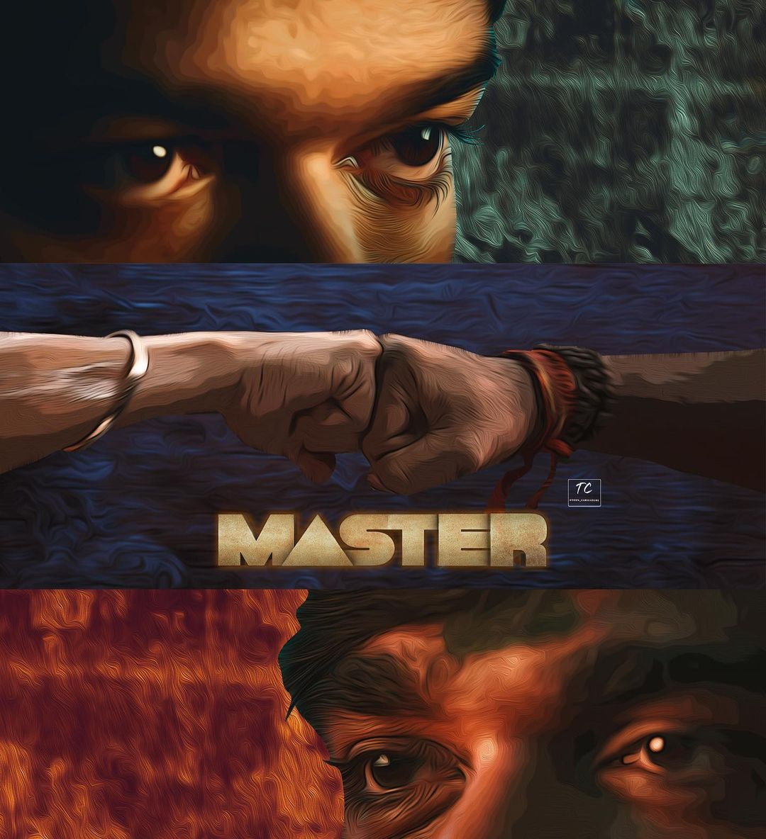 Dont Believe in Rumuors  💙  Surely MASTER Is A Theatrical Release 💘  And It Become A Special Treat to Us 💥☄  #VMA #VijayMyAnna  #Master || @actorvijay
