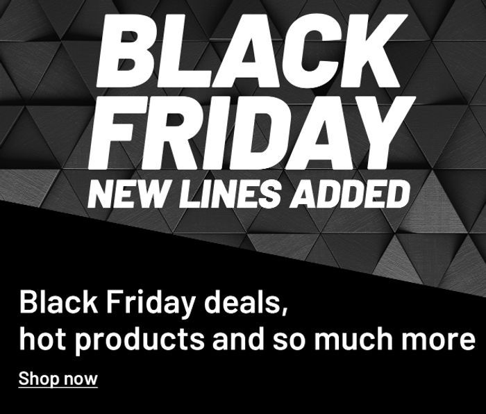 📺 Have you checked out the Black Friday offerings over at Argos yet? -- https://t.co/3kMVgimb90  They've added lots of new lines! Tom ⚡️ https://t.co/g8l3cZSxoa