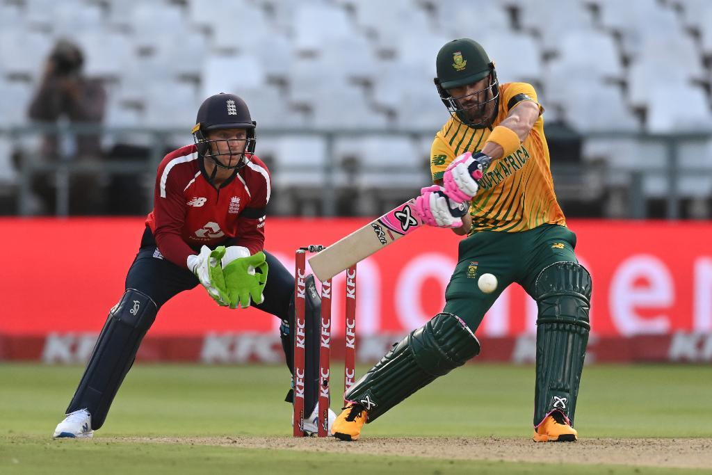 The Jonny Bairstow show was in full flow last night as #ENG drew first blood with a 5-wicket win in the first T20I!  Find out if #SA can strike back:  #SAvENG 2nd T20I | Nov 29, 6 PM onwards | Star Sports & Disney+Hotstar VIP