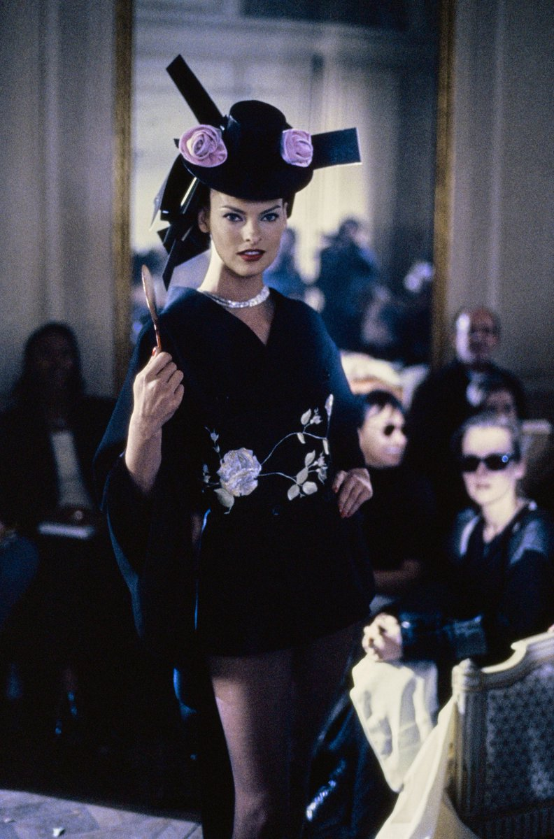 For the latest episode of our podcast, In Vogue: The 1990s, John Galliano relates his journey from college to the House of Dior: