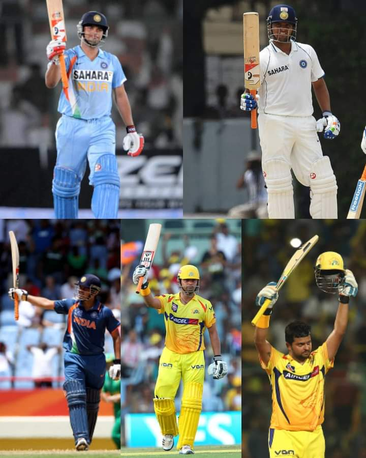 One man , Century in ODI,Test,T20I,IPL,CLT20 and the Name is Suresh Raina ❤️🔥  #HappyBirthdayRaina #SureshRaina #Raina @sureshraina3