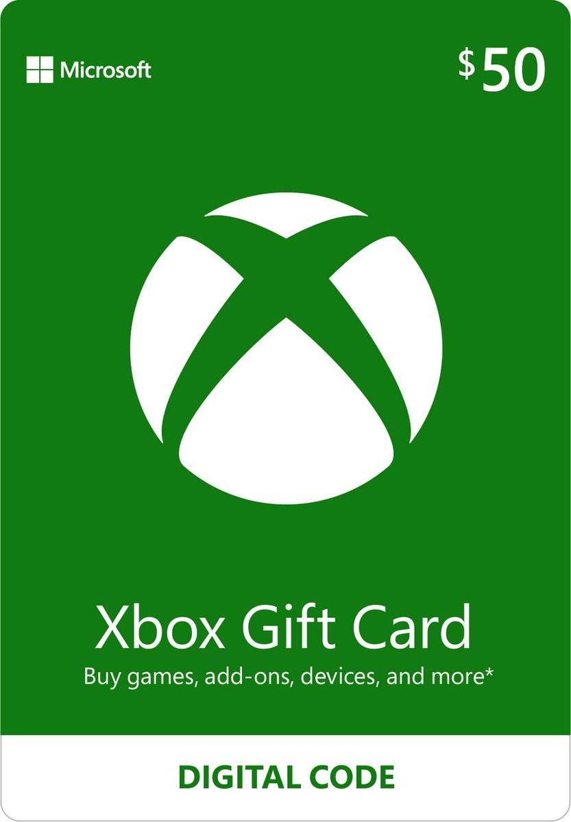 10% off Xbox Gift Card digital codes on Amazon amzn.to/2UdVNLQ
