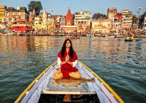 #Varanasi or #Kashi is believed to be older than any #history, older than any #tradition, older even than legend​s​ and looks twice as old as all of them put #together, said the famous #American writer ​and #traveller ​after visiting Varanasi see more at: https://t.co/mFteAJCRhc https://t.co/CdebK6opVA
