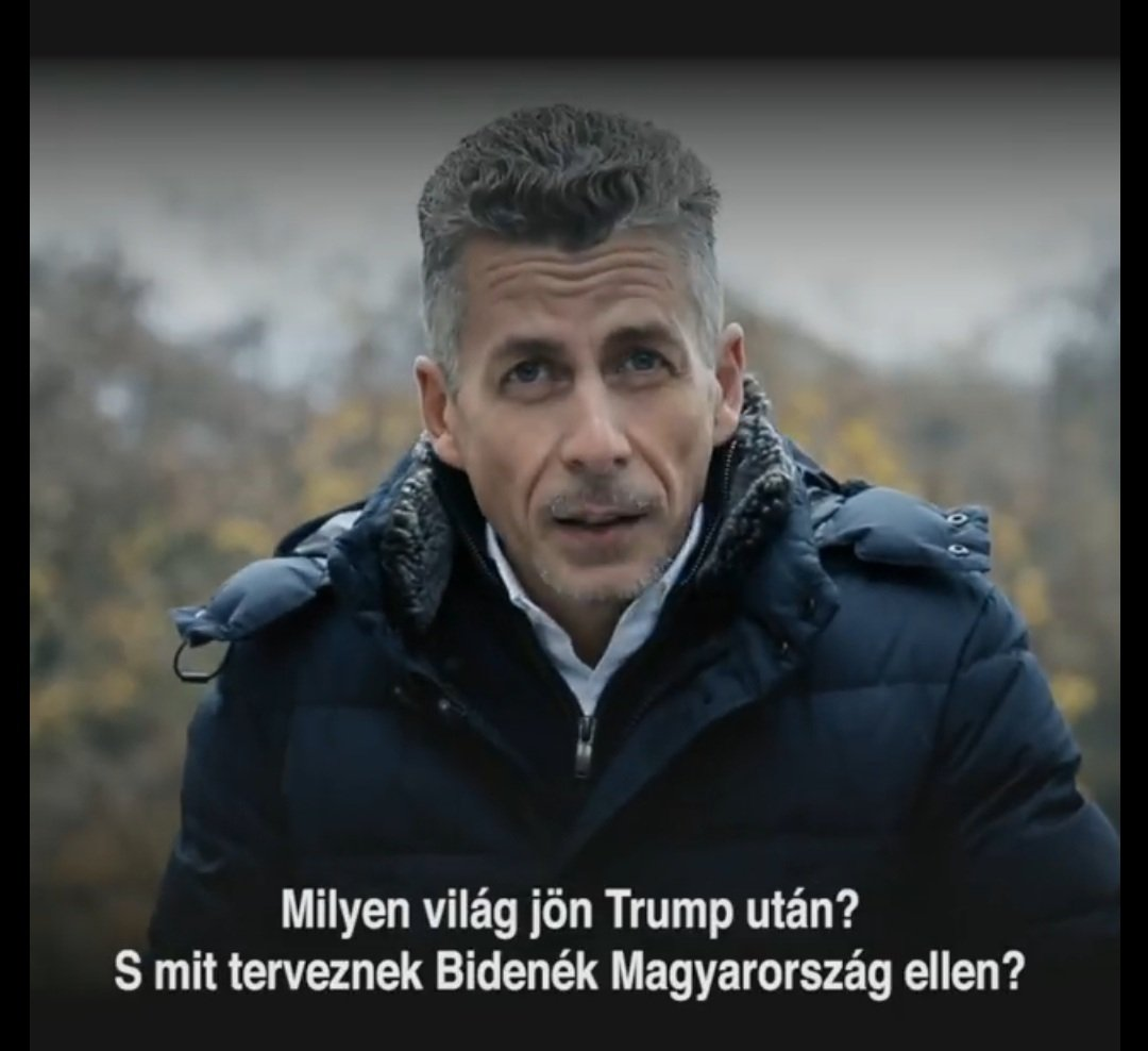 Hungarian Govts latest anti-@JoeBiden propaganda video indicates Orbán & Co. fearing new US Admin. It envisions US intervention in 2022 parl. election in form of permanent protests & destabilization attempts. Every player of the network will be activated. #Hungary #HUN2022
