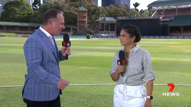 The @ThunderWBBL will play for their second @WBBL title tonight, taking on the @StarsBBL at North Sydney Oval. @7Cricket's @mj_slats is there with @sthalekar93.  #WBBLFinal #7NEWS