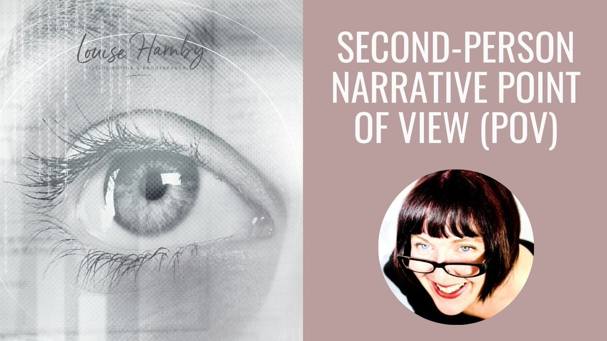 Stuck on second-person narrative point of view? 📚👁 Heres an overview. bitly.com/33pyKCx