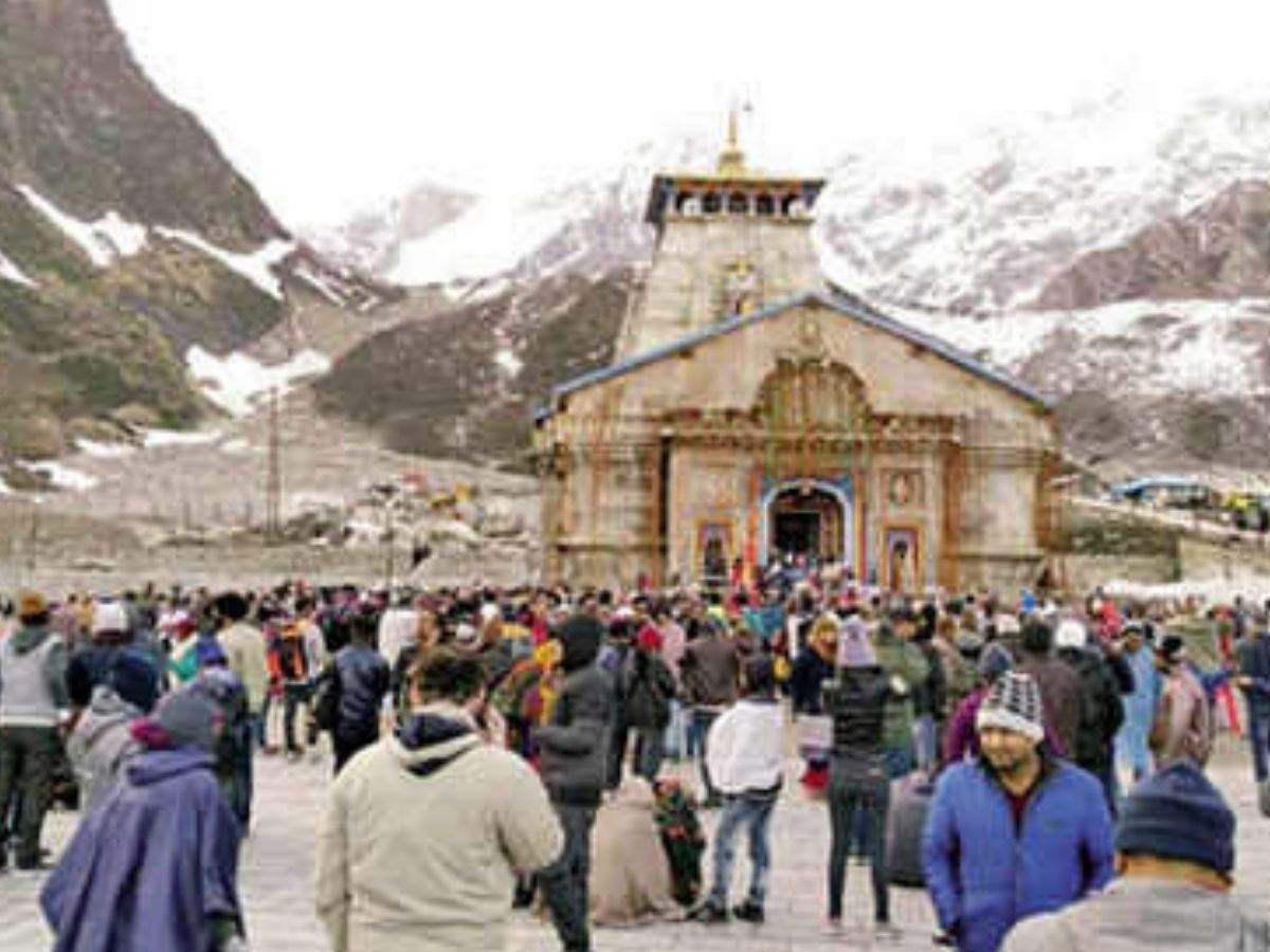 Char Dham deaths two this year against 91 in 2019  via @TOICitiesNews