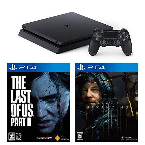 【お得】Amazonブラックフライデー、PS4本体&ソフトのセット登場! https://t.co/UYsqYxDI4R  『DEATH STRANDING』と『The Last of Us Part II』が付いたPS4のセット。別々に購入するよりも約1万4000円ほど安く購入できる。 https://t.co/AnxDXvsXyh
