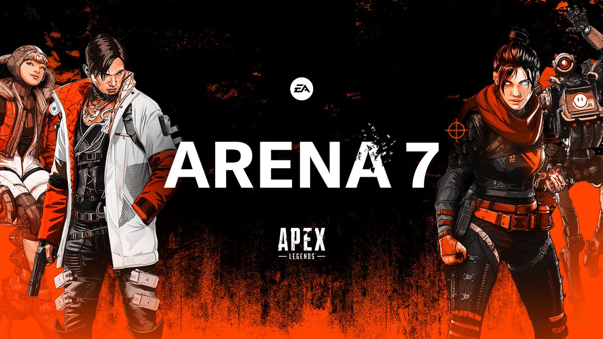 Crayator - Winning (Of course) a huge tournament with @Britnyellen and @Aliythia on Apex!   COME JOIN US AND SUPPORT @EAinsider #Arena7 #ApexLegends #ad