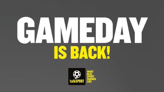 From 11:00 on #GameDay Exclusive on @talkSPORT👇  ✅ Danny Murphy interviews Liverpool's Curtis Jones ✅ The 12:30 kick-off - is it a hindrance? ✅ Maradona remembered  ✅ The lure of football management  ✅ Dealing with egos in the dressing room  Another week of great pieces 👏 https://t.co/P5hmz8NtdD