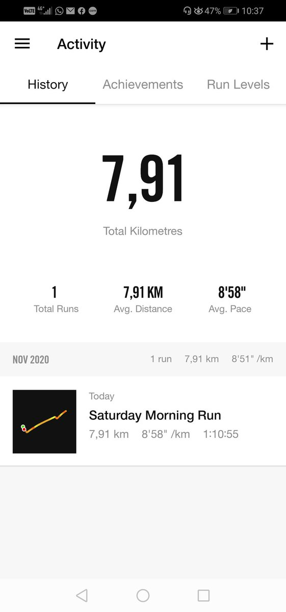 #FetchYourBody2020 #RunningWithTumiSole #Finishing2020Healthy #fitnessjourney #fitmomma. Saturday rent paid, your race your pace🏃♀️🤩 the fight is personal #ilwantombo
