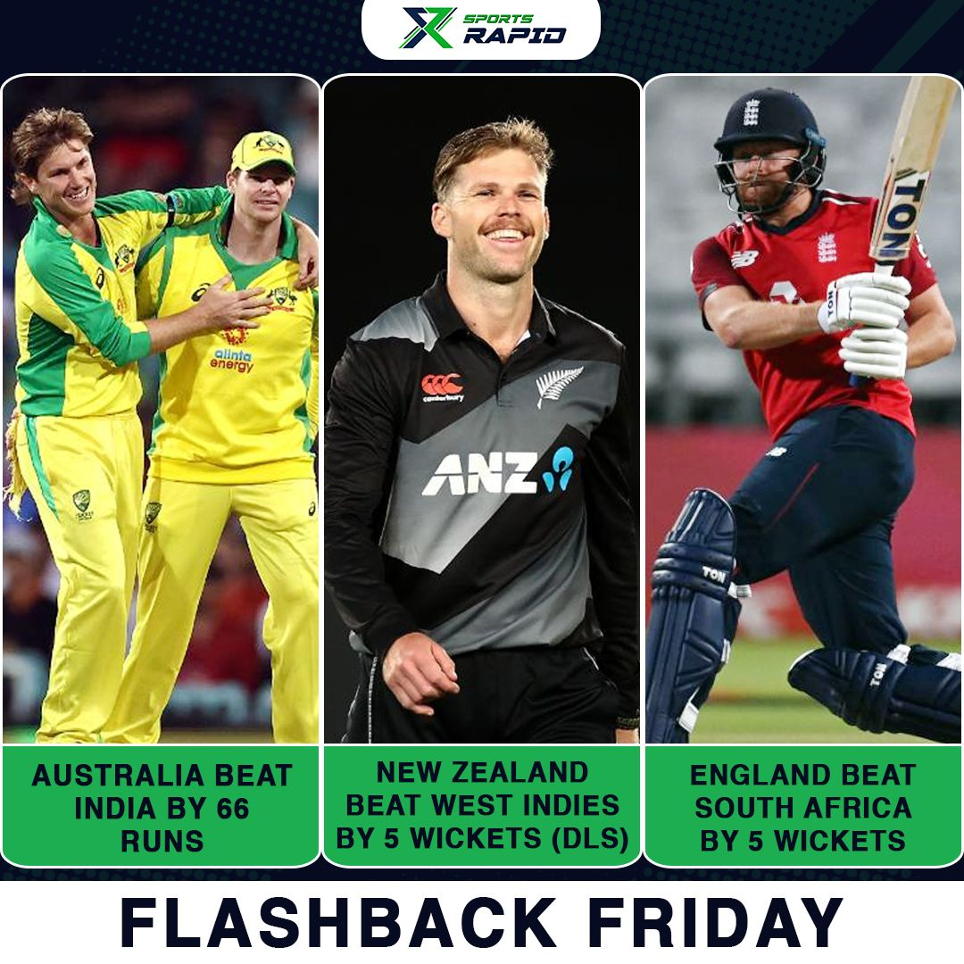 All about yesterday as three international series got underway!  #icc #cricket #australia #india #newzealand #westindies #england #southafrica #bcci #sports