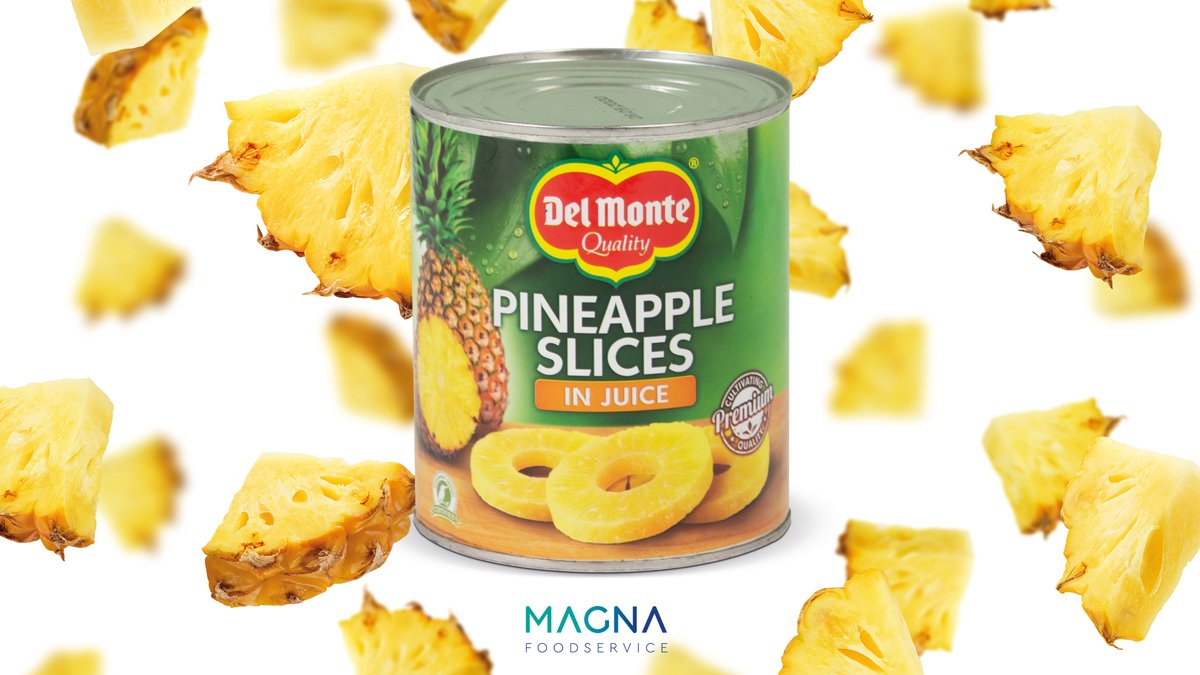 Product of the Day by @MagnaFooduk  Del Monte Quality Pineapple Slices In Juice #pineapple #pineapples #pineapplejuice #pineapplepizza #pineappleslices #pineapplecake #delicious #sweet #healthylifestyle #tasty https://t.co/rfzGf8MS1k