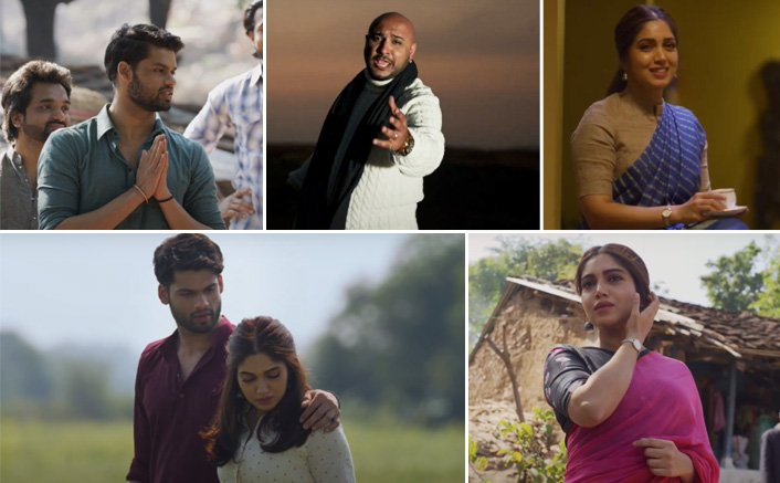 WATCH: The Romantic Track #BarasBaras Featuring #BhumiPednekar & #KaranKapadia From #Durgamati Is Out!  #DurgamatiOnPrime @PrimeVideoIN @bhumipednekar @akshaykumar @ashokdirector2 #CapeOfGoodFilms #BhushanKumar @vikramix @TSeries @ArshadWarsi
