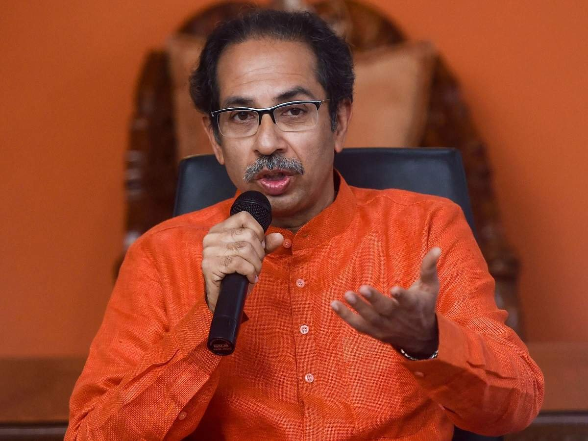 Instead of joining hands to tackle the pandemic, Opposition is making plans to topple the govt: Uddhav Thackeray  via @TOIMumbai