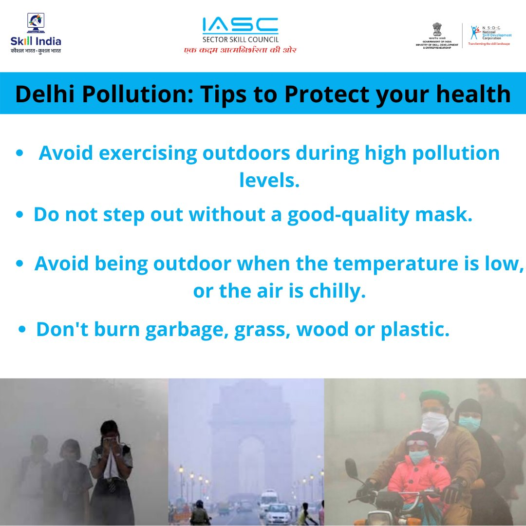 How can you prevent air pollution? 1. Walk or bike 2. Save energy 3. Plant a tree 4. Recycle and use recycled stuff #PressInformationBureau #AirPollution #Pollution #PlasticPollutionCoalition #DelhiAirQuality #DelhiAirPollutionCrisis #DelhiPollution #Fightagainst