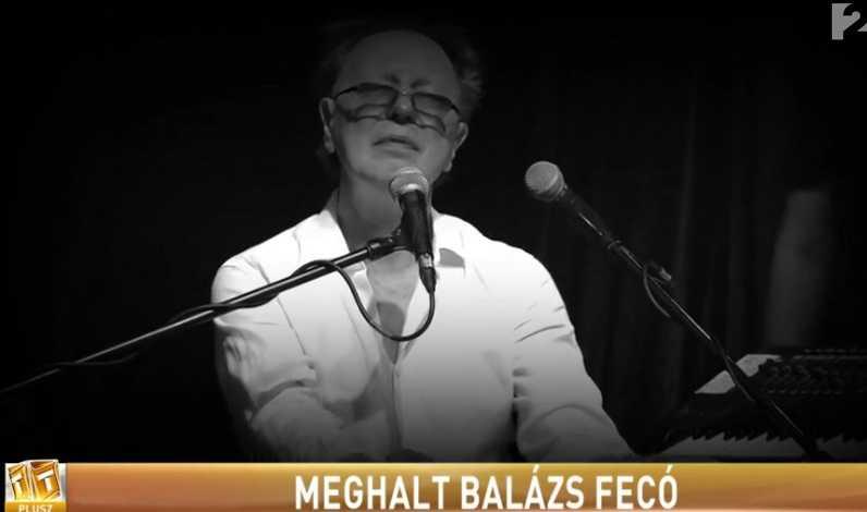 Meghalt Balázs Fecó Kossuth- és Liszt Ferenc-díjas zenész. Egy egész ország imádkozott érte, de sajnos nem tudott felépülni a koronavírus szövődményeiből. Balázs Fecó 13 napja kitartóan küzdött... #tenyek  https://t.co/p7kFVNWlBM https://t.co/VINMabDjXX