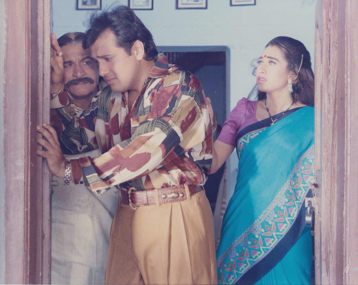 Coolie No 1 - Govinda, Karisma Kapoor, Kader Khan