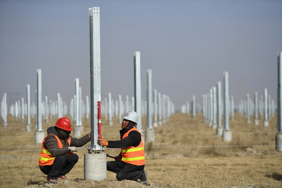 Renewable energy has been boosted in SW China's Qinghai. Click to find more: