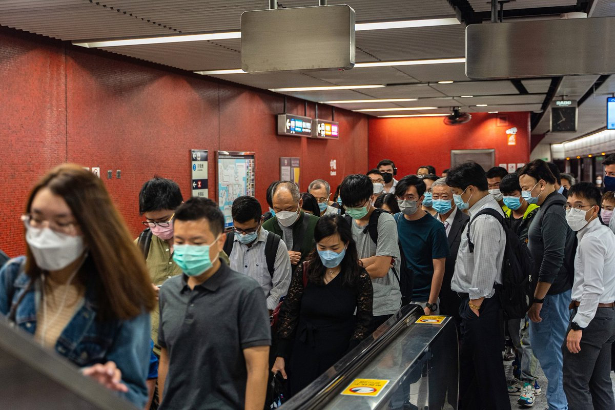 Hong Kong SAR reports 84 new #COVID19 cases