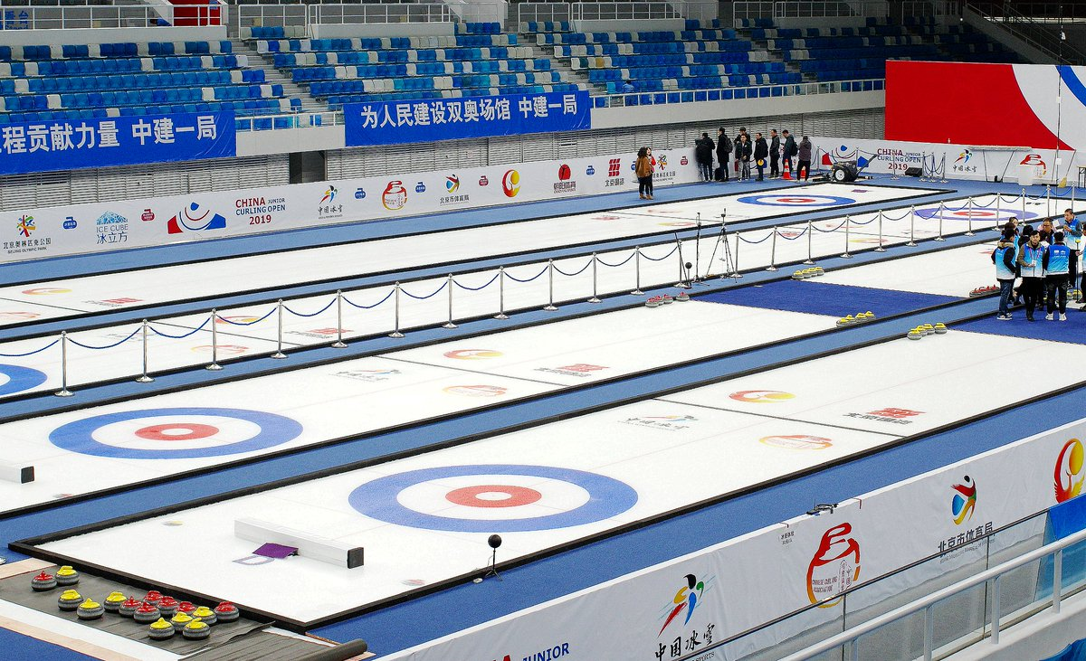Key venue projects completed for 2022 Beijing Winter #Olympics