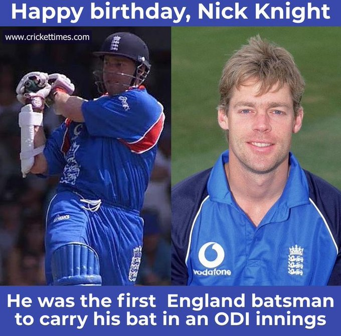 Happy Birthday, Nick Knight