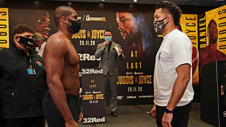 Replying to @BoxingNewsED: Daniel Dubois vs Joe Joyce – The breakdown & prediction:  #DuboisJoyce