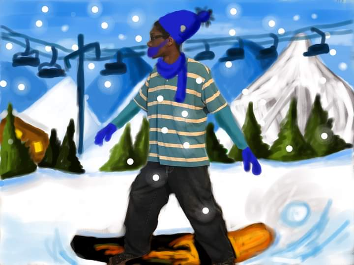 """It's all """"Uphill"""" from here....You have the """"Freedom"""" to """"Soar""""....And to find what you're looking for....Peace....#artistsontwitter #AutismAwareness #BlackLivesMatter #COVID19 #dreamsupport #quoteoftheday #art #creativityforall #SaveOurChildren #SaturdayMotivation #Trending https://t.co/VmIyZhnSLw"""