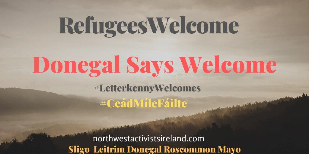 #LetterkennyWelcomes #Donegal #CeadMileFailte #Ireland  https://t.co/dzcgMICmzF #sligo #Mayo #Leitrim #Roscommon #Donegal https://t.co/SVzPlyZMNC