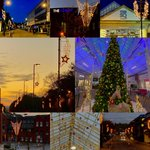 Image for the Tweet beginning: Here are the Camberley Christmas