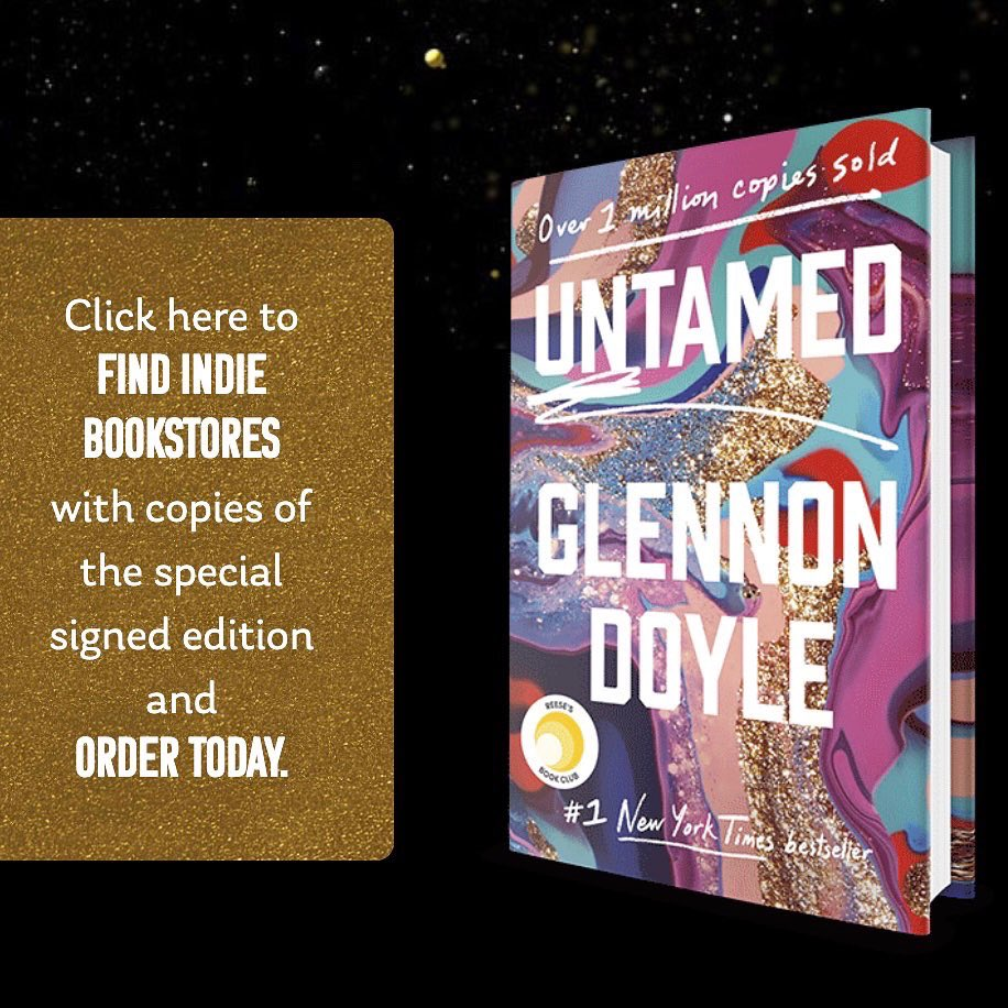 IF YOU ARE ON THE INTERWEBS BUYING GIFTS FOR YOUR PEOPLE: HOW ABOUT BUYING THEM A SIGNED, CHEETAH ART LIMITED EDITION OF UNTAMED FROM AN INDIE BOOK STORE? ❤️🐆❤️