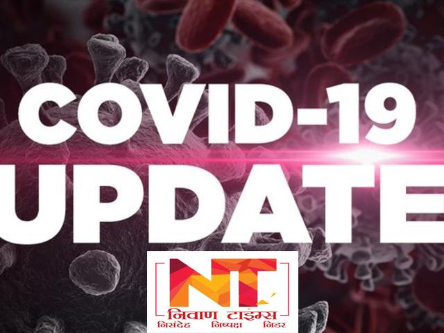 भारत में कोरोना वायरस के 69% नए मामले महाराष्ट्र, दिल्ली, केरल, पश्चिम बंगाल, राजस्थान, उत्तर प्रदेश, हरियाणा और छत्तीसगढ़ से हैं। देश में प्रति 10 लाख लोगों की आबादी पर टेस्ट एक लाख के पार पहुंचेः स्वास्थ्य और परिवार कल्याण मंत्रालय #COVID19  @MoHFW_INDIA