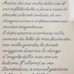 "Image for the Tweet beginning: ""Quella stanza di casa #Lampedusa"
