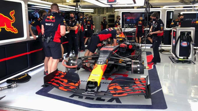 En Red Bull ...